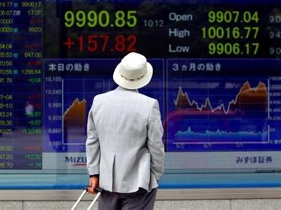 Chứng khoán châu Á tăng trước đồn đoán Nhật Bản tăng kích thích