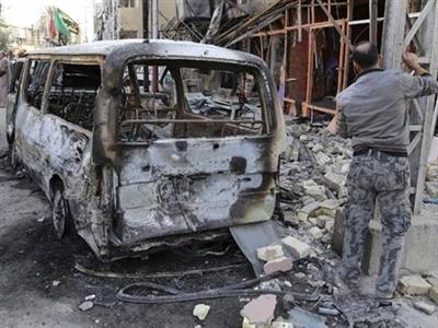 IS thừa nhận thực hiện vụ đánh bom đoàn xe của LHQ