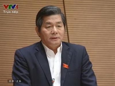 Bộ trưởng Bùi Quang Vinh: Phát triển công nghiệp phụ trợ chính là phát triển doanh nghiệp tư nhân