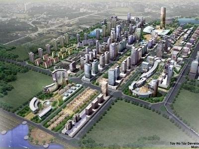 Dự án Khu đô thị Tây Hồ Tây được gia hạn thêm thời gian hoạt động