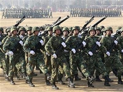 Quân đội Trung Quốc chuẩn bị cho tình huống xung đột với Mỹ