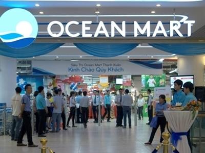 Thương hiệu Ocean Mart biến mất từ ngày mai 20/11
