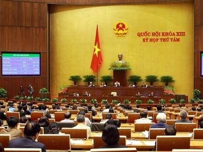 Chính thức luật hóa lấy phiếu tín nhiệm tại Quốc hội