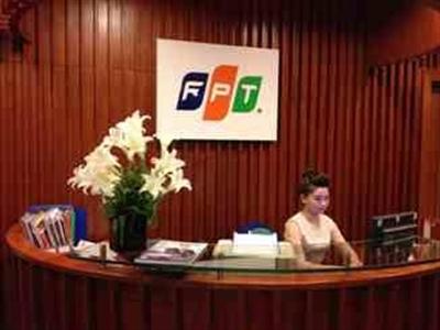 FPT lãi ròng 10 tháng đạt 1.345 tỷ đồng, tăng 6%