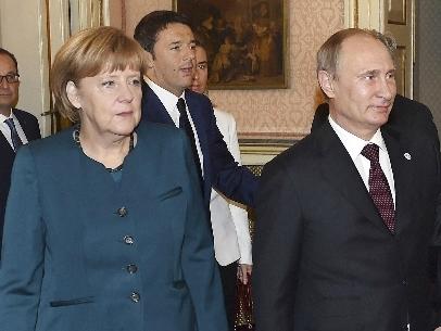 Nga có thể mất 'người bạn thân' Đức