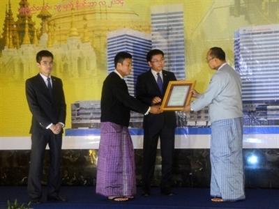BIDV lập Công ty Tài chính tại Myanmar