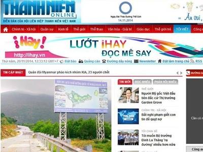 5 báo điện tử bị phạt vì đưa tin sai sự thật về nạn móc túi ở Hà Nội