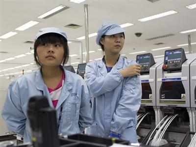 PMI sản xuất sơ bộ Trung Quốc tháng 11 thấp nhất 6 tháng