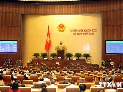 Quốc hội thông qua Luật Căn cước công dân và Luật Hộ tịch