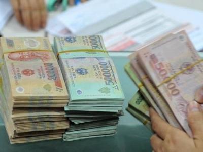 Giảm mức trần cho phép thanh toán tiền mặt xuống 20 triệu đồng