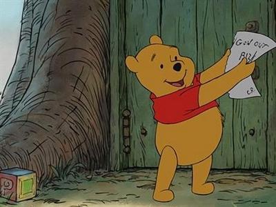 """Gấu Pooh bị cấm vì """"bán khỏa thân"""" và """"giới tính không rõ ràng"""