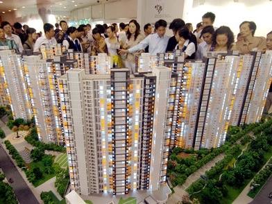 Thị trường bất động sản Bắc Kinh phục hồi