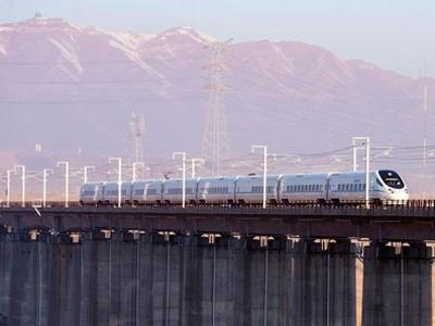 Trung - Ấn làm đường sắt cao tốc dài thứ nhì thế giới