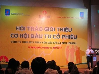 Đạm Cà Mau đặt mục tiêu giành 65% thị phần tại Tây Nam Bộ
