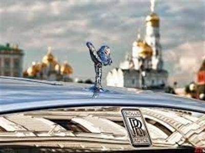 Ruble mất giá, nhà giàu Nga mạnh tay sắm Rolls Royce