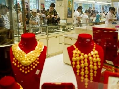 Nhập khẩu vàng của Trung Quốc tăng 3 tháng liên tiếp