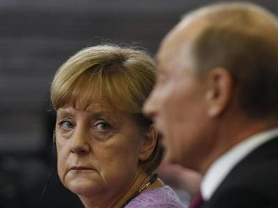 """""""Đức sẽ định hình lại quan hệ với Nga"""""""