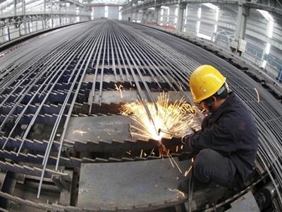 Lợi nhuận công nghiệp Trung Quốc tháng 10 giảm mạnh nhất 2 năm