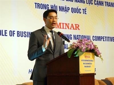 Philipp Rösler: Lao động trẻ là lợi thế cạnh tranh của Việt Nam