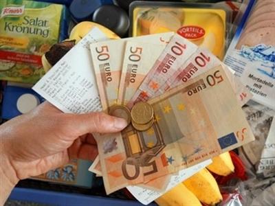 Eurozone: Tỷ lệ lạm phát tháng 11 giảm xuống 0,3%