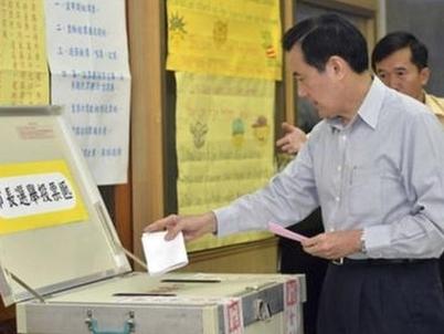 Đài Loan Trung Quốc tiến hành bầu cử địa phương