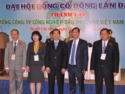 Chủ tịch Kinh Đô giữ vai trò Chủ tịch HĐQT Vocarimex