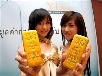 Thái Lan vẫn chưa thể có sàn giao dịch vàng