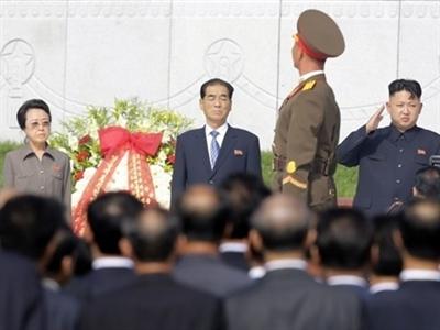 CNN: Cô ruột của ông Kim Jong-Un đã qua đời vì đột quỵ