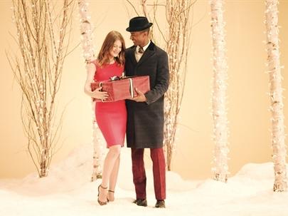 """Brooks Brothers mừng Giáng Sinh và năm mới 2015 với chương trình """"Generations of Giving"""""""