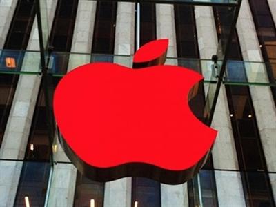 Apple đổi logo thành táo đỏ để tuyên truyền phòng chống AIDS