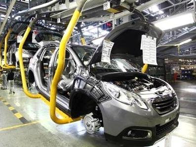 PMI sản xuất Eurozone xuống thấp nhất hơn 1 năm