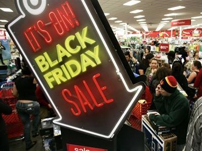 Black Friday đáng thất vọng của người dân Mỹ