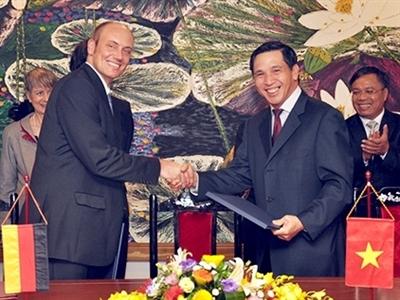 Đức cam kết cho Việt Nam vay 100 triệu EUR củng cố lưới điện 110kV