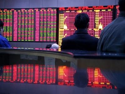 Chứng khoán châu Á giảm do lo ngại về định giá cổ phiếu