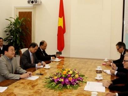 Doanh nghiệp Pháp muốn mở rộng đầu tư tại Việt Nam
