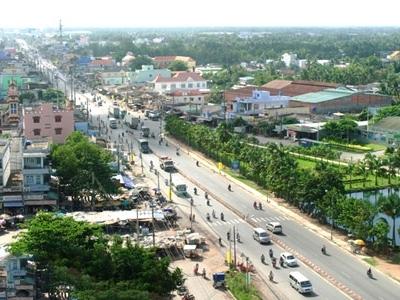 Đất nền giá rẻ ven khu Nam Sài Gòn bung hàng