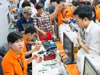Hnam Mobile quay số trúng thưởng sản phẩm công nghệ trị giá gần 60 triệu đồng