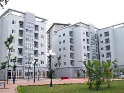 Nhu cầu nhà ở xã hội tại Hà Nội đến năm 2020 tăng 50%