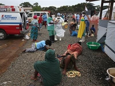 Liên minh châu Phi cử 250 tình nguyện viên đến Tây Phi chống Ebola