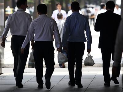Lương người lao động Nhật Bản giảm tháng thứ 16 liên tiếp