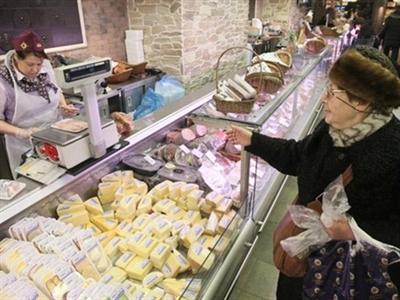 Nga cấm nhập khẩu thịt từ châu Âu