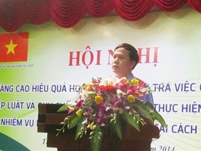 Ông Nguyễn Minh Quang được bầu làm Phó Chủ tịch tỉnh Hưng Yên