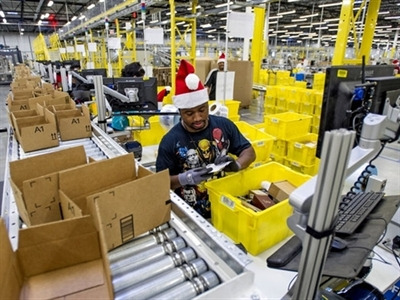 Mỹ: Số đơn xin trợ cấp thất nghiệp bất ngờ giảm