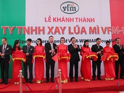 Khánh thành nhà máy xay lúa mì 1.000 tỷ đồng tại Hạ Long