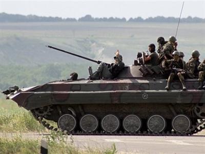 Ukraine thừa nhận có 1.000 lính đánh thuê nước ngoài