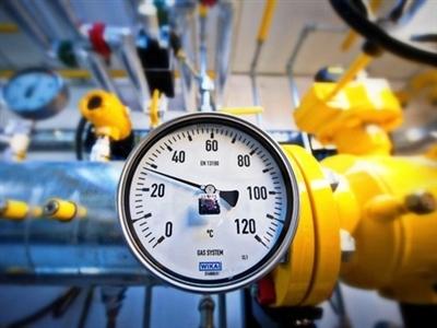 Ukraine chuyển cho phía Nga 378 triệu USD tiền mua khí đốt