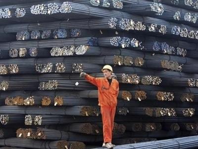 Trung Quốc: Xuất khẩu thép tăng kỷ lục, nhập khẩu quặng sắt giảm