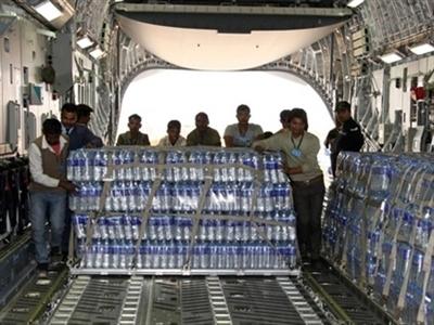 Khủng hoảng nước ở thiên đường Maldives