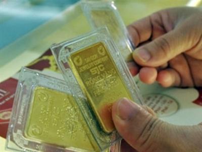 Tỷ giá ổn định, giá vàng tăng nhẹ sáng đầu tuần