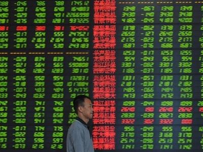 Thị trường chứng khoán Trung Quốc bùng nổ